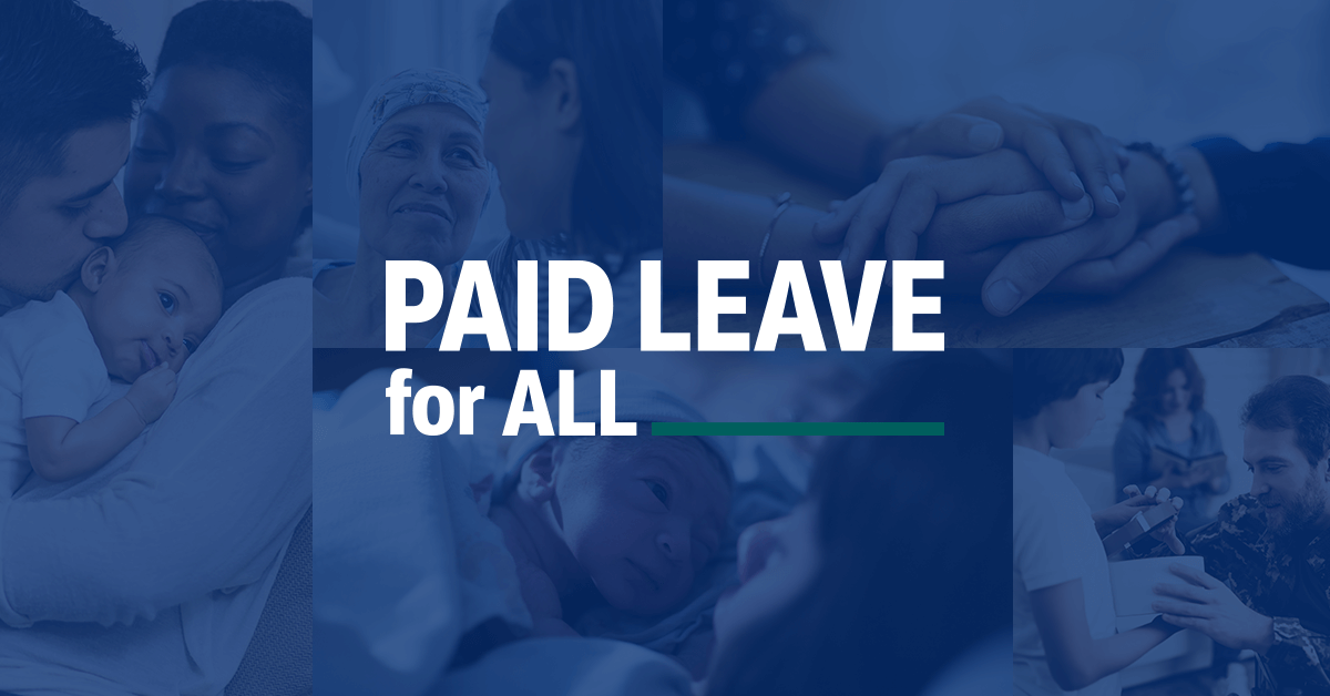 Paid leave for all.