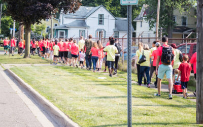 Aug 7, 2021: Walk to Celebrate Recovery